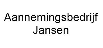 Aannemingsbedrijf Jansen
