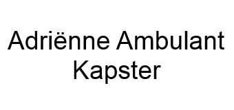 Adriënne Ambulant Kapster