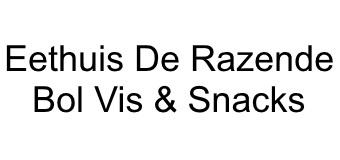 Eethuis De Razende Bol Vis & Snacks