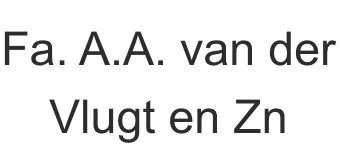 Fa. A.A. van der Vlugt en Zn