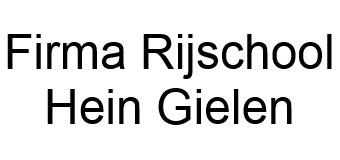Firma Rijschool Hein Gielen
