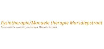 Fysio-en Manuele therapie Marsdiepstraat