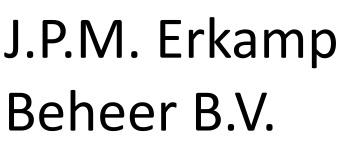 J.P.M. Erkamp Beheer B.V.