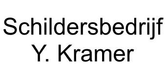 Schildersbedrijf Y. Kramer