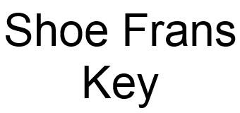 Shoe Frans Key