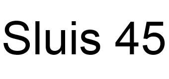 Sluis 45
