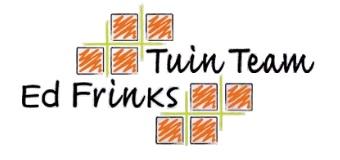 Tuin Team Ed Frinks 2