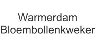 Warmerdam Bloembollenkweker
