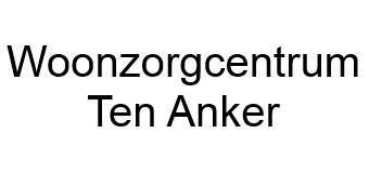 Woonzorgcentrum Ten Anker