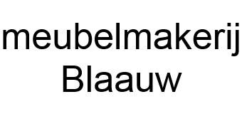 meubelmakerij Blaauw